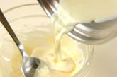 抹茶ババロワの作り方9