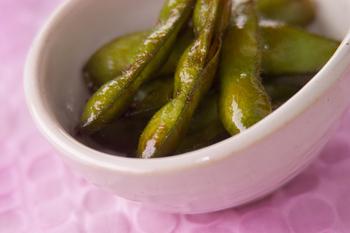 甘辛炒り枝豆