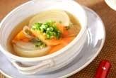 ニンジンのスープ煮