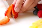 フルーツグラタンの作り方4