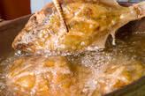 カレイのカリッと揚げの作り方6