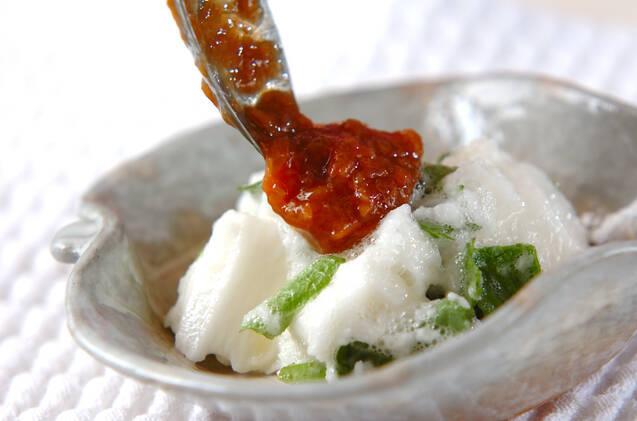 たたき長芋の作り方の手順4