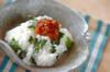 たたき長芋の作り方の手順