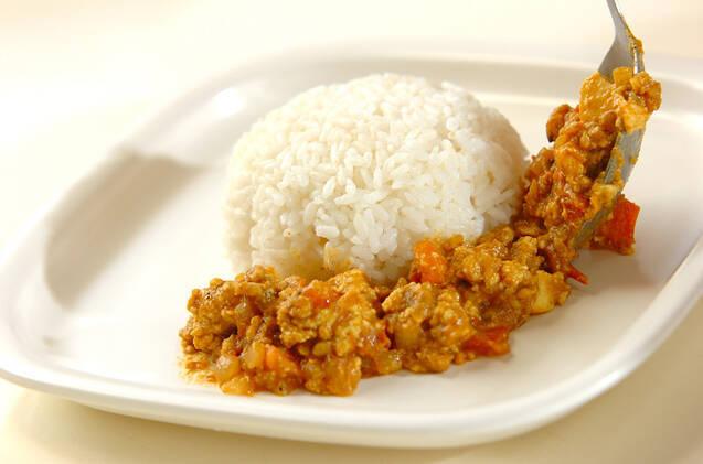 カロリーオフ豆腐ドライカレーの作り方の手順6
