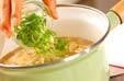油揚げとエノキのみそ汁の作り方5