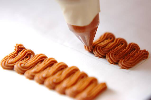 紅茶のチョコサンドクッキーの作り方の手順7