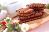 紅茶のチョコサンドクッキーの作り方の手順