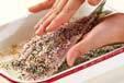 イワシのセサミ焼きの作り方3