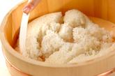 ウナギ蒲焼き入り五目散らし寿司の作り方2