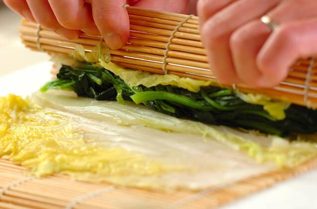 絶品ダシの うどんすきの作り方の手順3