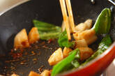 レンコンのオイスター炒めの作り方4
