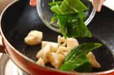 レンコンのオイスター炒めの作り方3