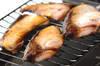 ブリの塩焼きの作り方の手順4