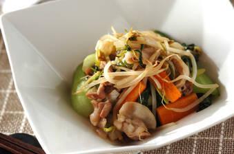 豚肉とたっぷり野菜の炒め物