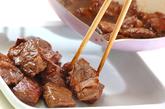すき焼き風ステーキの作り方1