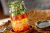 エビと春雨のエスニックジャーサラダの作り方の手順