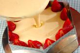 ホワイトクリスマスケーキの作り方10
