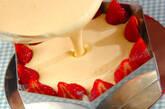 ホワイトクリスマスケーキの作り方17