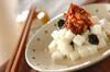 長芋の梅おかか和えの作り方の手順