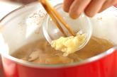 湯葉と豆腐の丼の作り方2