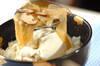 湯葉と豆腐の丼の作り方の手順6