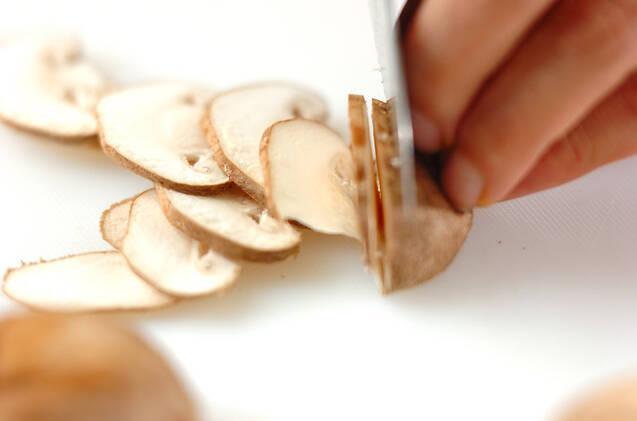 湯葉と豆腐の丼の作り方の手順2