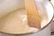 白ゴマ豆腐の作り方1