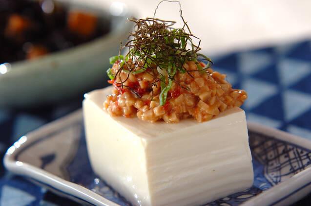 ごはんのお供だけじゃない!ひきわり納豆を使ったおすすめレシピ15選の画像