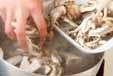 キノコのマリネの作り方1