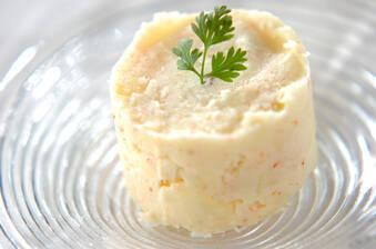 カニポテトサラダ