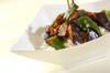 野菜たっぷり豚肉のみそ炒め丼の作り方の手順6