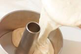 紅茶のシフォンケーキの作り方6