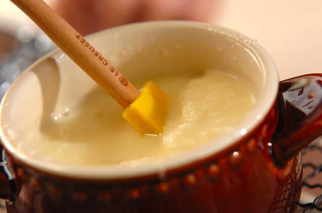 チーズフォンデュの作り方の手順9
