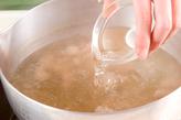 そば米とろろ汁の作り方3