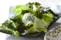 韓国レタスサラダ