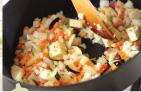 ガーリックスタミナカレーの作り方2