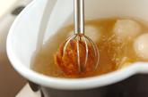 油揚げのシンプルみそ汁の作り方2