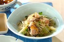 春雨と鶏肉の中華サラダ