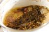 鶏レバーの黒酢煮の作り方の手順3
