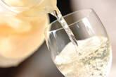ピーチ入りワインの作り方4