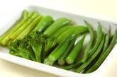 野菜とシーフードのサラダカレー風味の作り方3