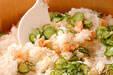 タラコ混ぜご飯の作り方11