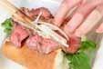 バゲットサンドイッチの作り方4