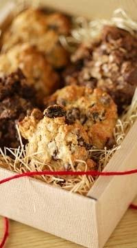 シリアルのドロップクッキー