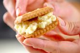 ミルクバターサンドの作り方2
