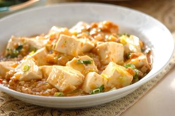 マーボー豆腐おとな味