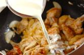 チキンのクリーム煮の作り方2