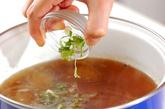 新ジャガの中華スープの作り方2