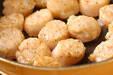 ホタテのミルク炒め煮の作り方5