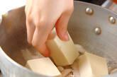 中華風とろみ豆腐の作り方2
